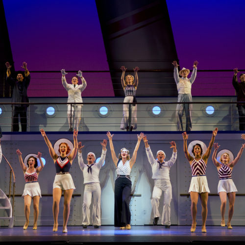 Anything Goes, National Tour
