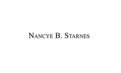 Nancye B. Starnes